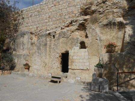 garden tomb inc poss site Jesus tomb (Medium)